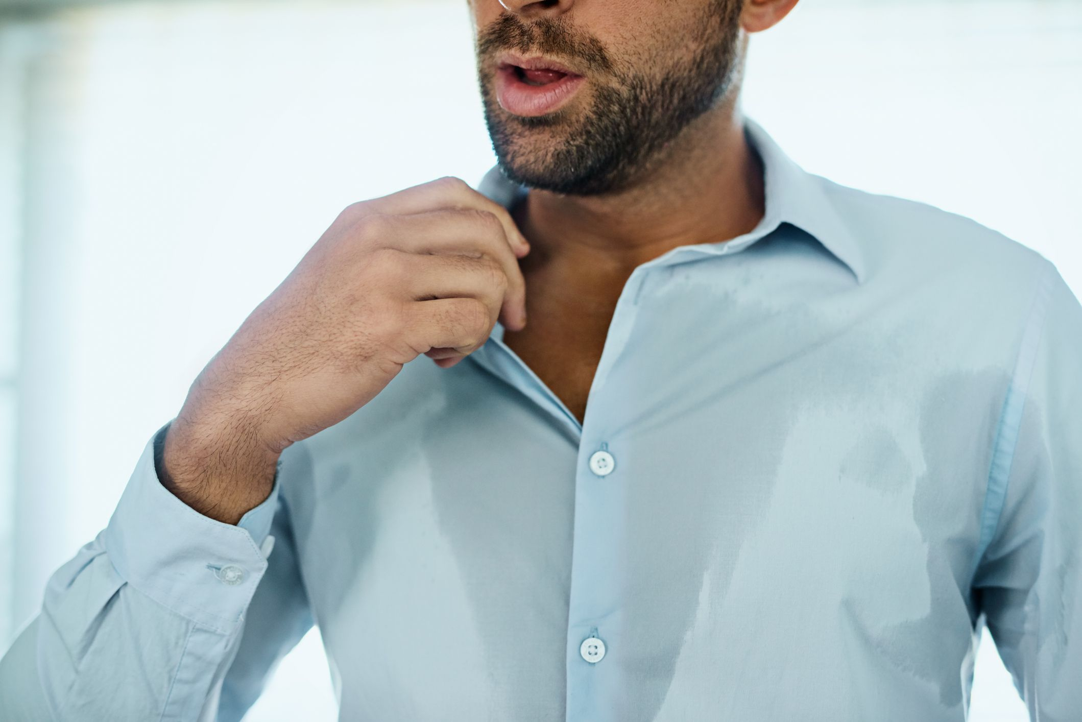 Medicine Iontophoresis Is An Emerging Treatment For Reducing Excessive Sweating - American Celiac